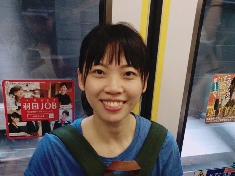 雖在日本工作,但關玉婷仍時常必須運用英語溝通,包括與全球子公司的人員交流。(照片...