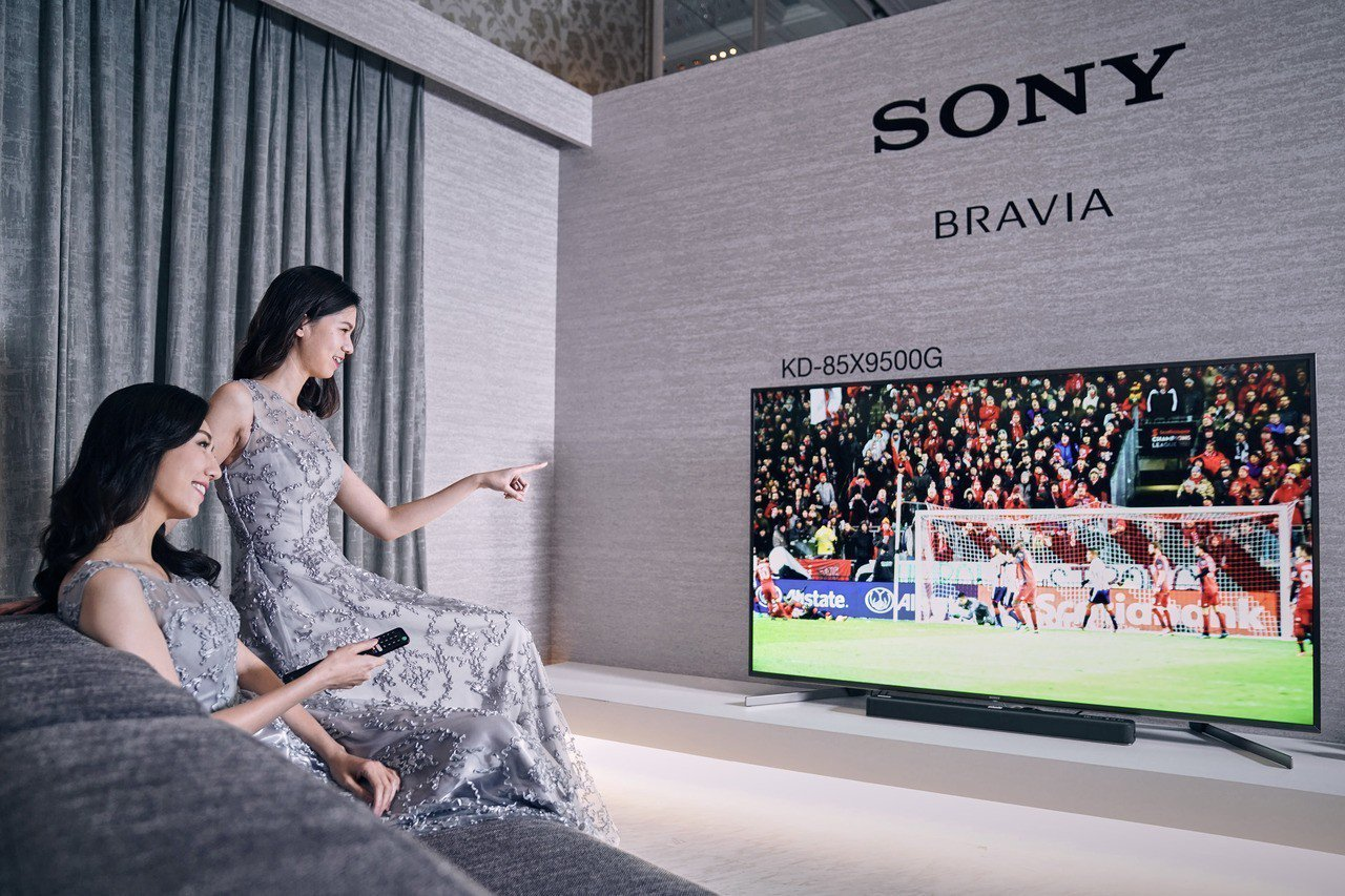 Sony BRAVIA 4K HDR液晶電視X9500G搭載的影像處理科技,能智...