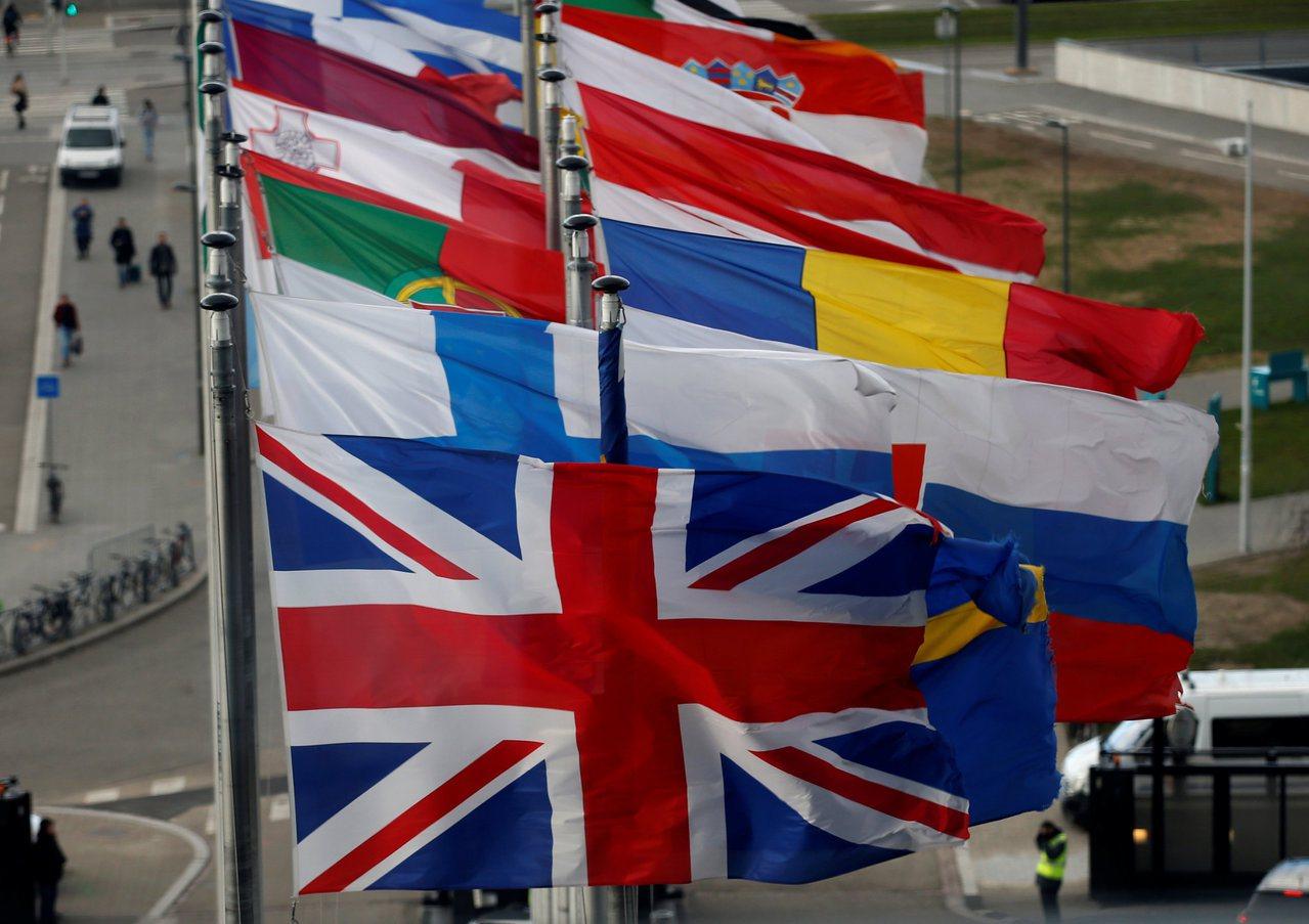 超過半數的歐盟民眾認為歐盟將在20年內解體。路透社