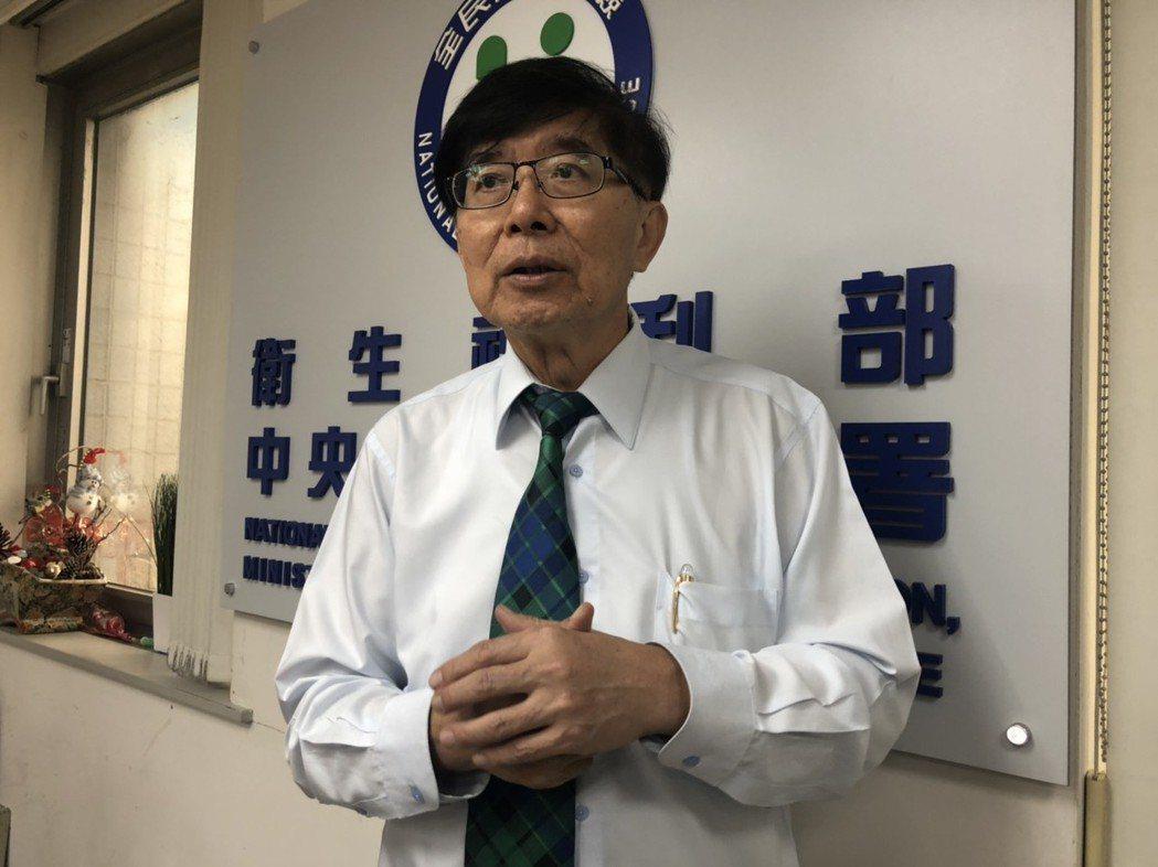 健保署長李伯璋表示,今年C肝新藥給付名額將用罄,將再額外爭取3萬個名額。記者劉嘉...