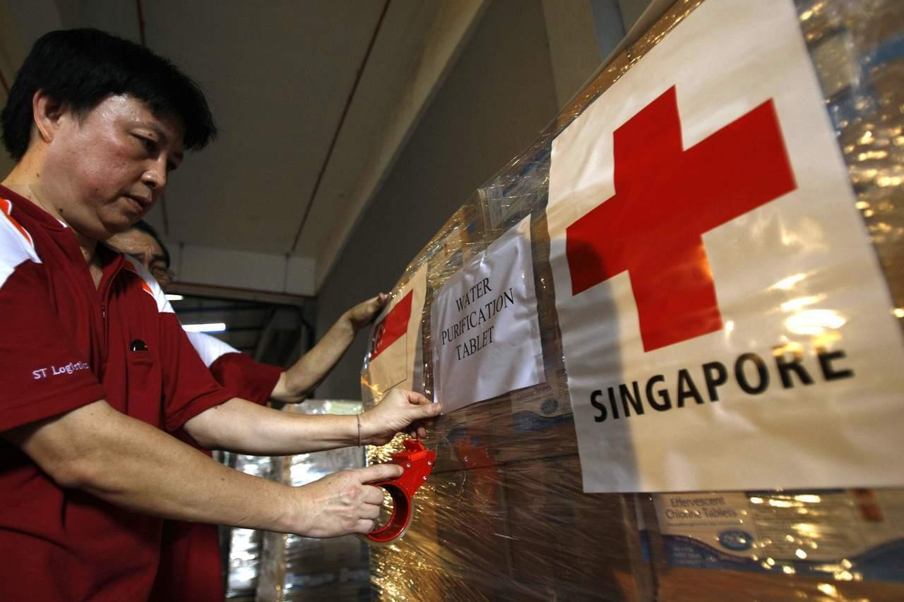新加坡紅十字會網站遭入侵,以致有意捐血民眾的個資外泄。路透