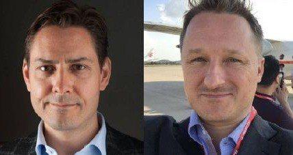 中共外交部證實,加拿大公民康明凱和邁克爾被逮捕。鳳凰網