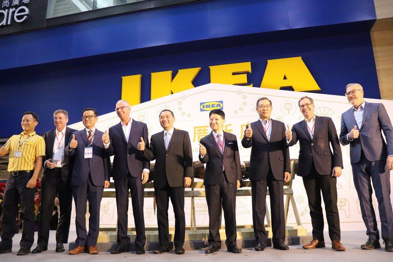 IKEA新店店開幕,IKEA除了安排優人神鼓以震撼的鼓聲來揭開序幕幕外,也依循I...