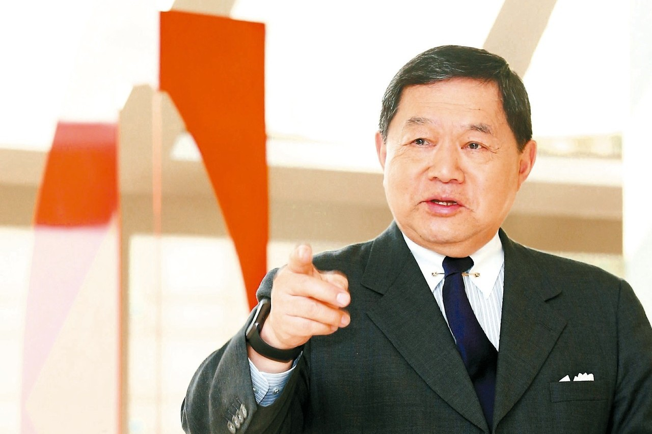遠傳董事長徐旭東 (本報系資料庫)