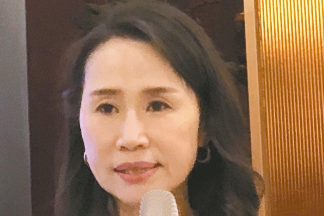 遠雄房地產總經理張麗蓉強調深耕南台灣。 記者林政鋒/攝影