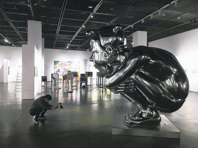 謝素貞主理下的銀川當代美術館許多別開生面的展覽。 圖/謝素貞提供