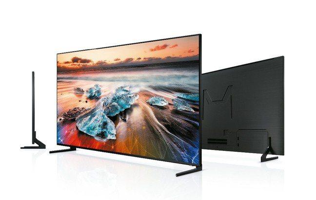 Samsung 2019 QLED 8K量子電視Q900R/299,900元(7...