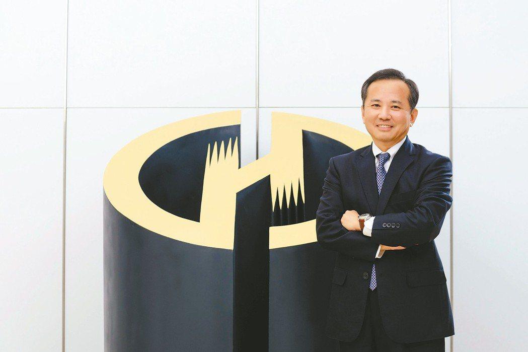 華南銀行總經理鄭永春 華南銀/提供