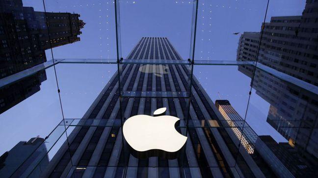 分析師認為,美中關稅戰難免會推高iPhone售價並加重蘋果營運成本,但蘋果股價仍...