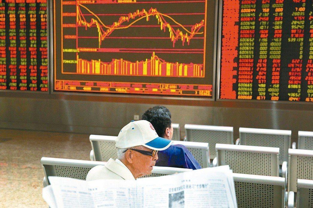 上證指數持續由低點反彈,今日開盤後走低,來自中國大陸官方的作多力道仍增加中。美聯...