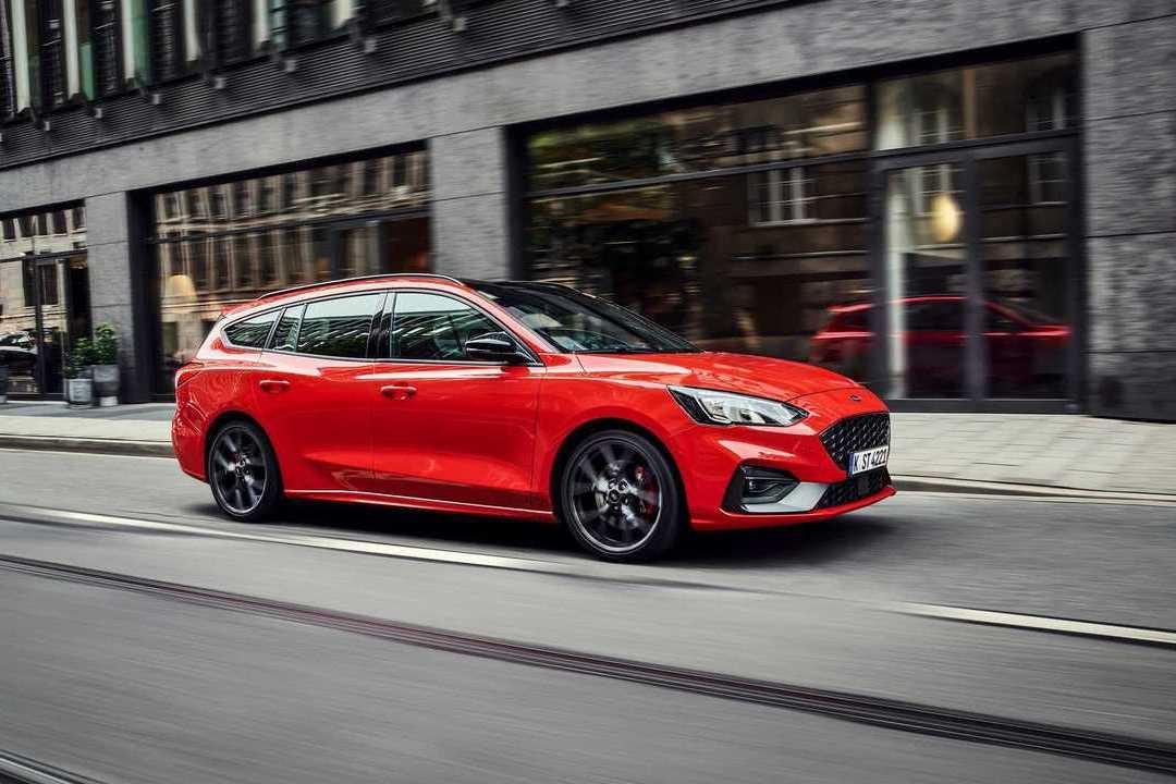 Ford迷的夢幻逸品 全新Focus ST Wagon正式登場!