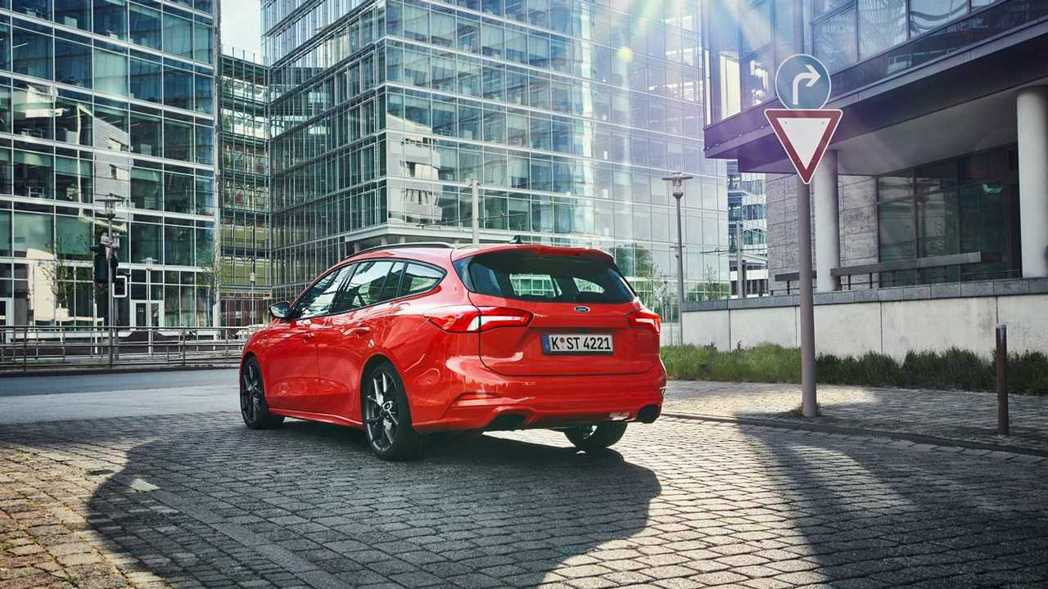 原廠表示Focus ST Wagon並不會在美國販售。 摘自Ford