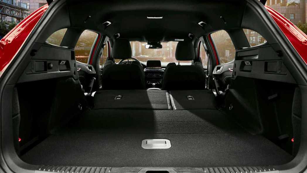 Wagon車型的空間利用一直是吸引買家的亮點。 摘自Ford