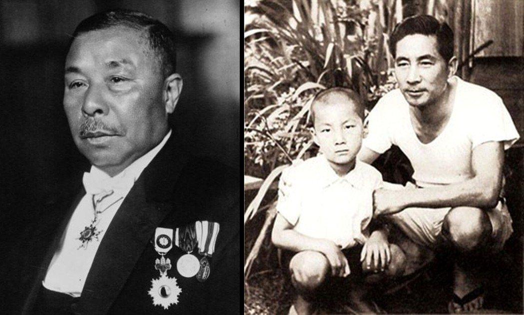 左為「刺青大臣」又次郎,又次郎從政的決定反而也讓小泉家搖身一變,成為橫須賀當地的...