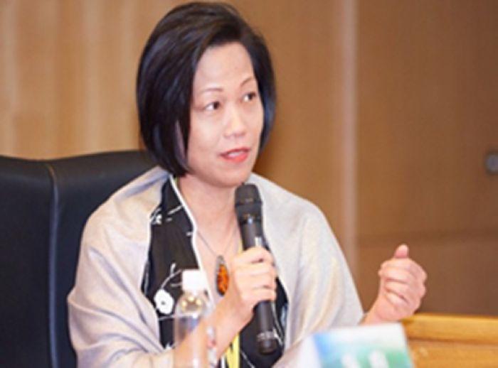 台灣法學雜誌專案企劃主編兼Fintech首席顧問 楊瑞芬。 圖/臺灣法學雜誌 提...