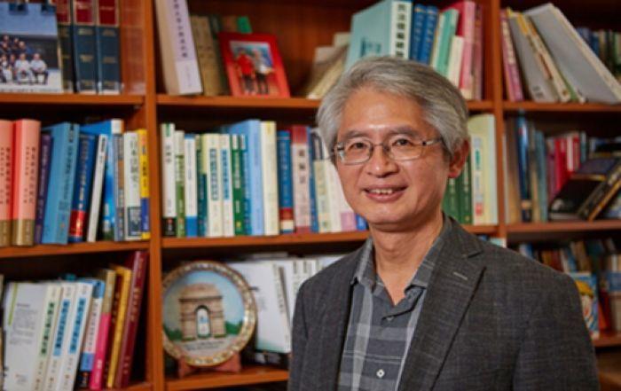 臺灣大學法律學院謝銘洋教授。 圖/臺灣法學雜誌 提供