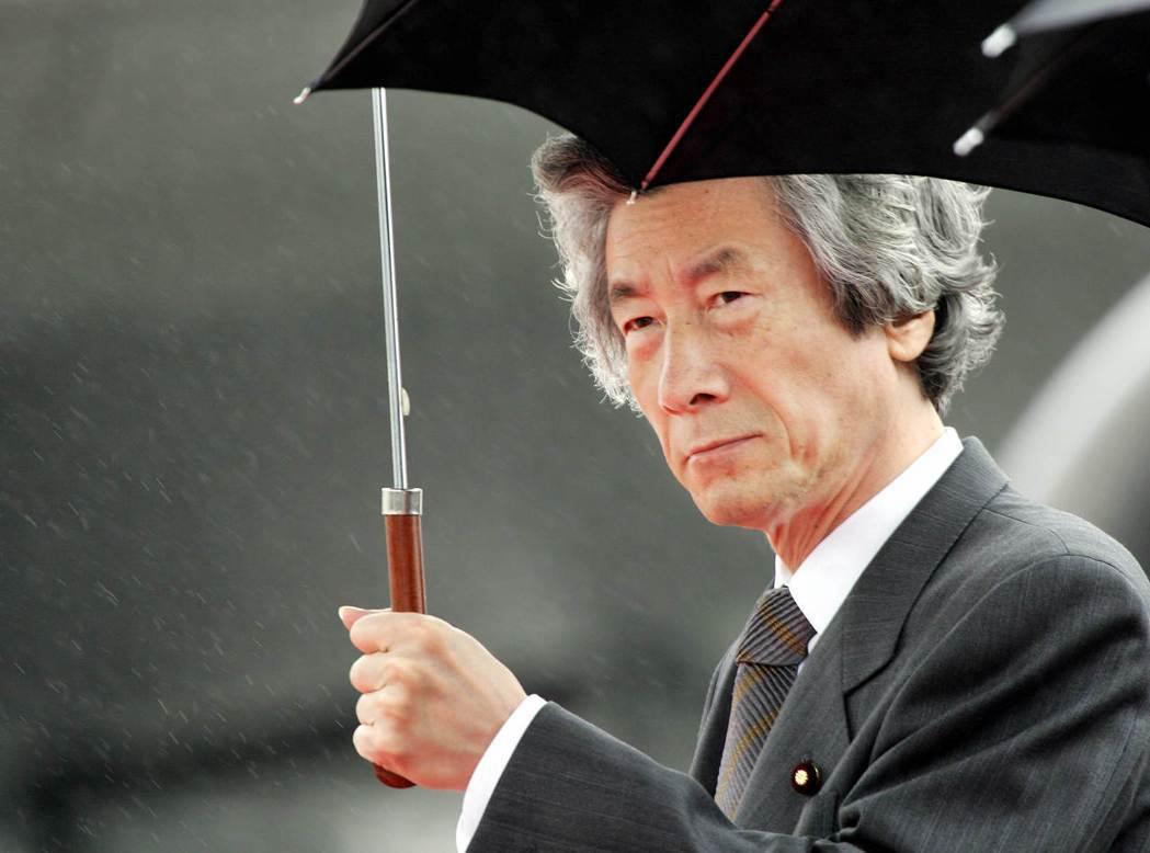 出生於1942年、現年77歲的日本前首相小泉純一郎,是日本平成時代的代表性政治人...