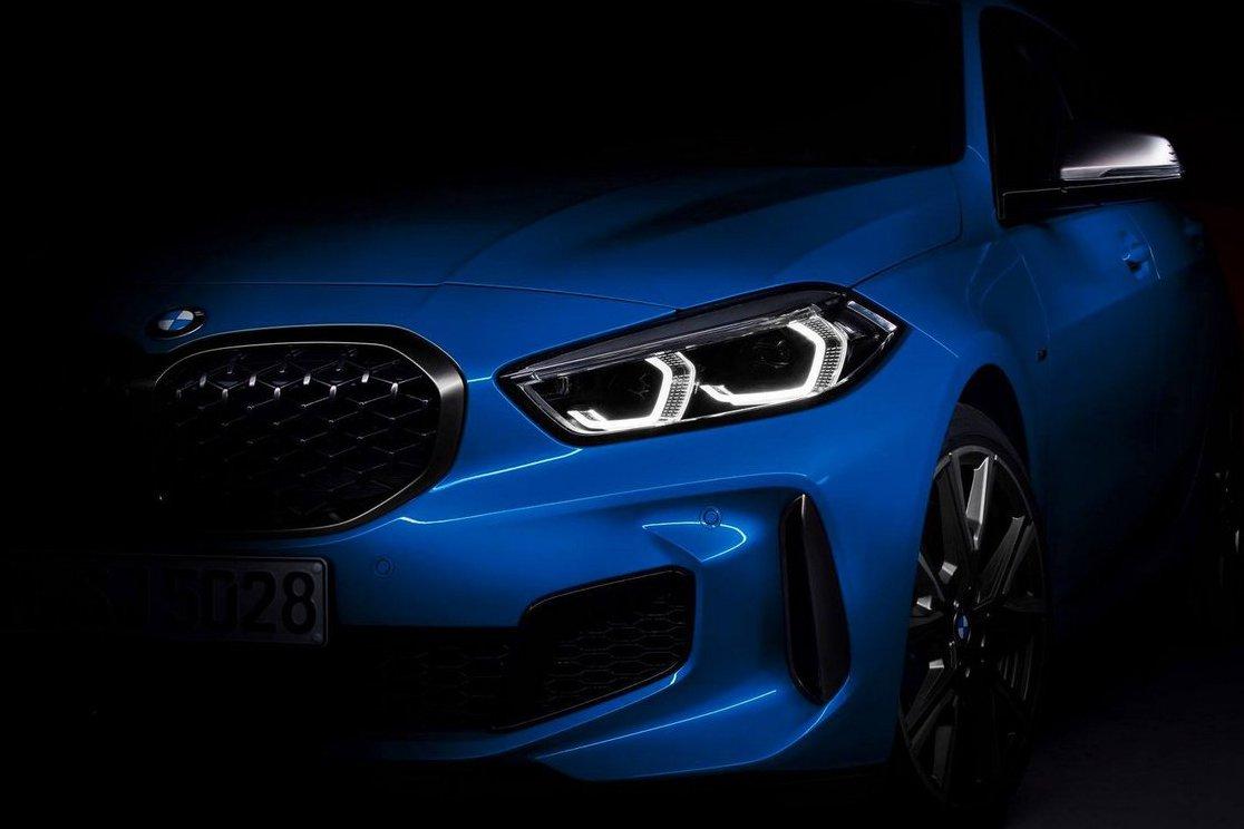偽裝衣已脫一半 新世代BMW 1 Series儀表先見客!