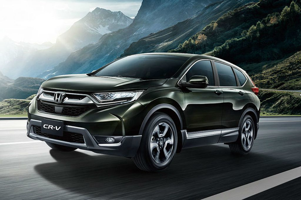 國產休旅熱銷的Honda CR-V,最新1.5L汽油渦輪引擎擁有193ps最大馬...