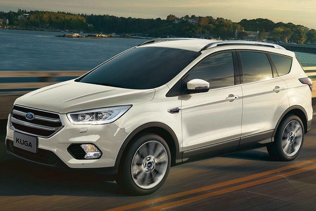 Ford Kuga擁有強悍的EcoBoost 245汽油渦輪引擎加持,不過卻要花...