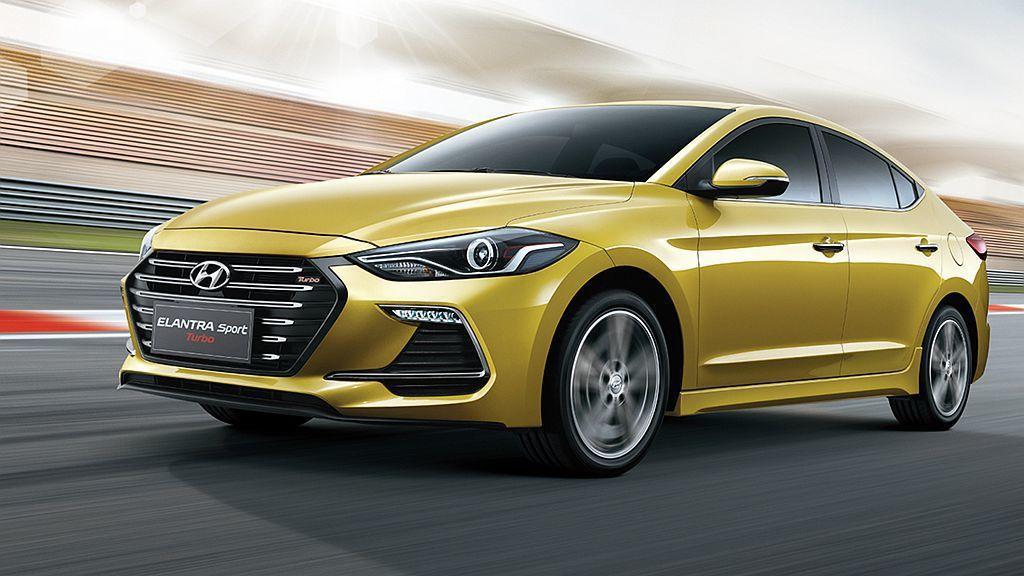 去年國產化的Hyundai Elantra Sport也掀起一股渦輪房車熱潮,只...