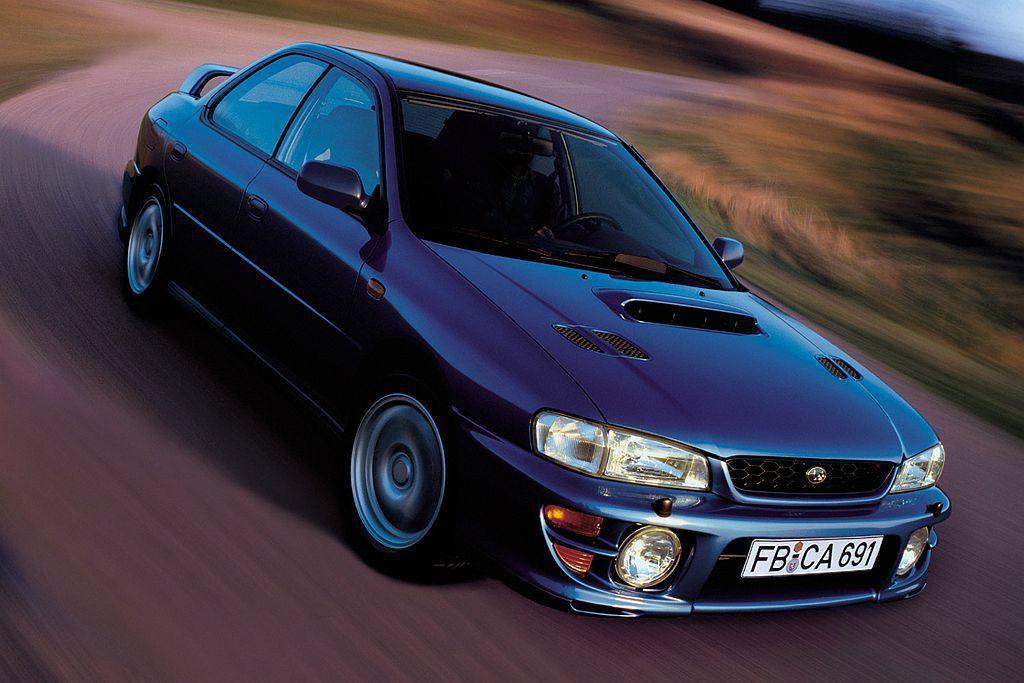 回顧20年前國產化Subaru Impreza GT(圖為國外規格),只需90萬...