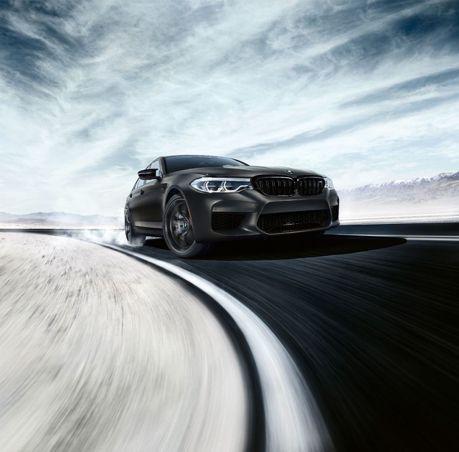 M Power長青性能車 BMW M5 Edition 35 Year紀念版限量登場!