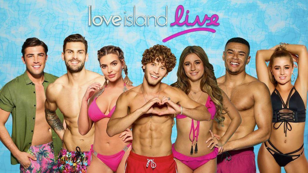 在英國也創下收視高峰的真人秀《Love Island》,同在英國ITV電視台播出...