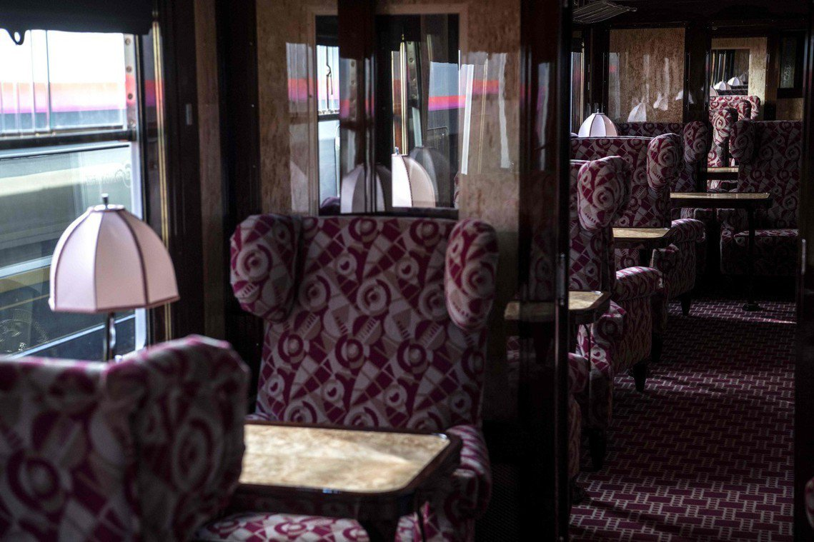 百年歷史的豪華傳奇列車——東方快車(Orient Express)——本周驚喜重...