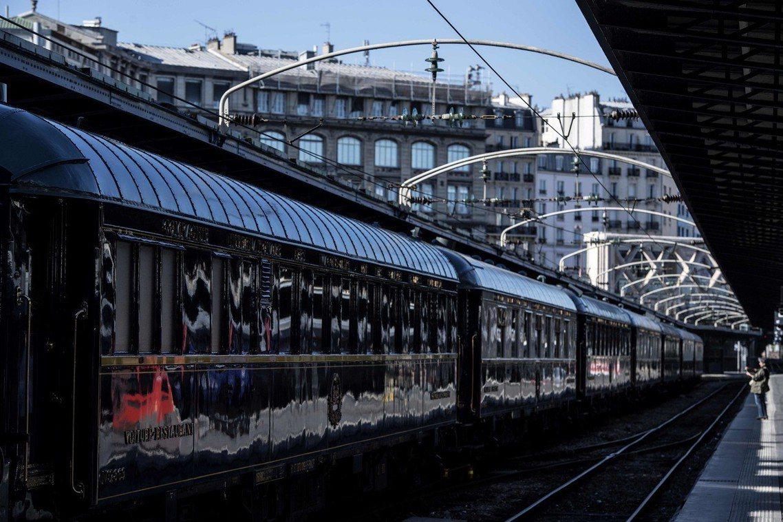 此次修復的CIWL原版東方快車,展示地點特別選在1883年首次行駛的起站——巴黎...
