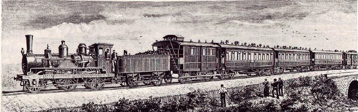 1883年10月4日,史上第一列「東方快車」正式行駛,自此拉開了歐陸頂級鐵道之旅...