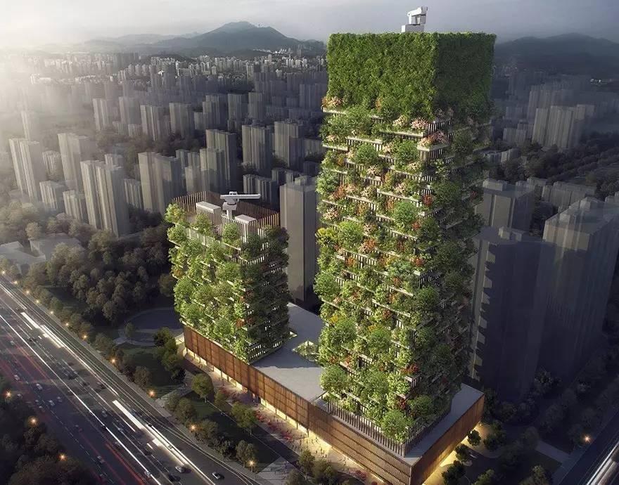 陸土豪才住得起的「垂直森林」正熱 遭調侃買房難逃這些命運