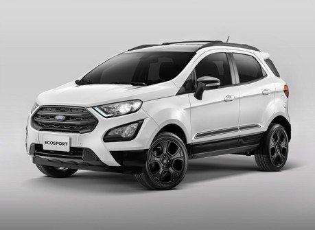 不是外國人啦!Ford推出EcoSport「布萊克懷特」限量車