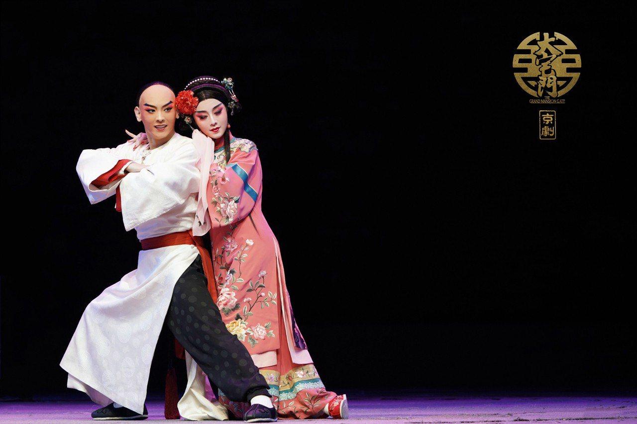 由知名電視劇改編成京劇的「大宅門」即將登上台北國家戲劇院。圖/新象.環境.藝之美...