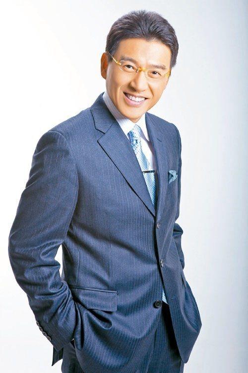 謝震武是年代政論節目主將。圖/謝震武提供