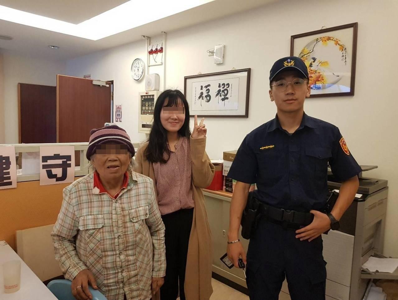 警方為避免李婦發生危險,只好先將其送往鄰近的萬華老人中心休息,並詢問中心人員是否...