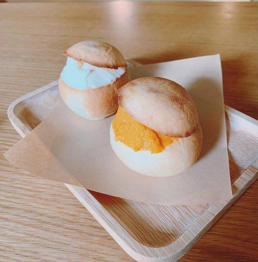 許多IG網友分享貝克宅的小圓麵包。IG @skymandy_c提供