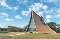 路思義教堂建築師貝聿銘逝世 東海要辦紀念展