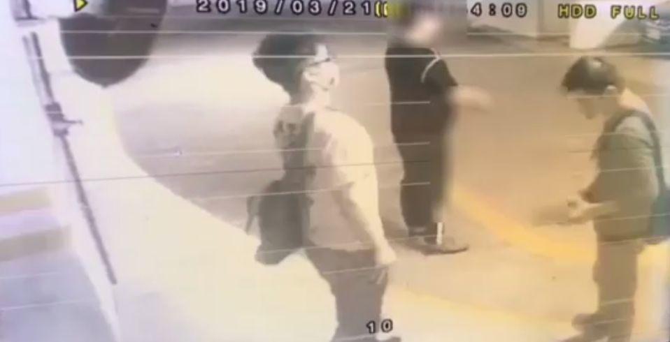 台北市內湖科技園區某生技公司章姓負責人,在公司停車場遭3名男子毆打搶走手提包,歹...
