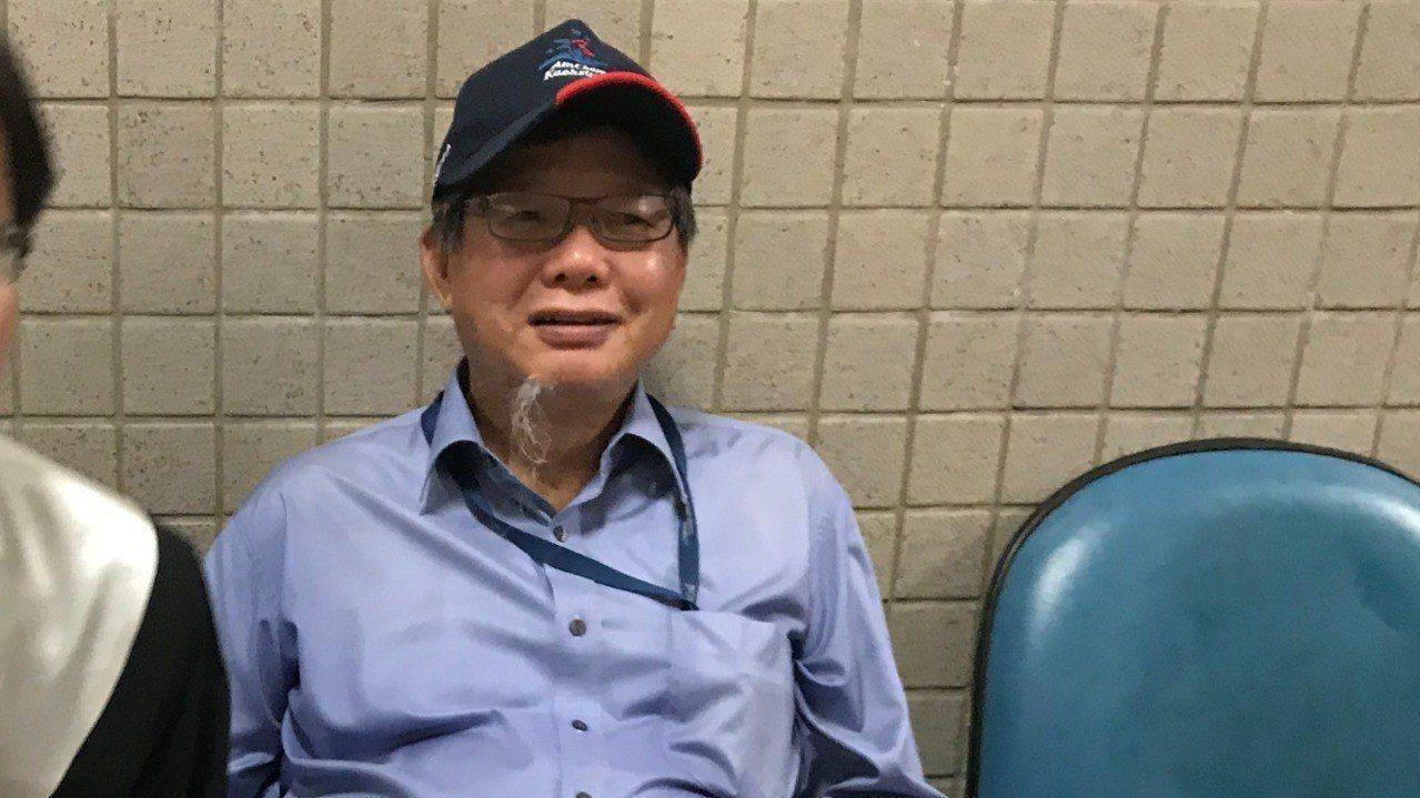陳慶男。圖/報系資料照