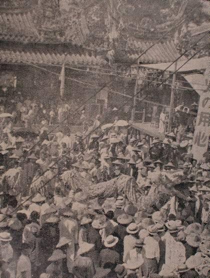 北港飛龍團成立於清末年間,已有百餘年歷史,是台灣知名的古老龍團,每逢廟會總是人潮...