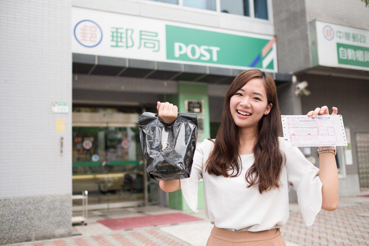Nespresso宣告,全台灣逾1,300家郵局皆已加入Nespresso「免郵...