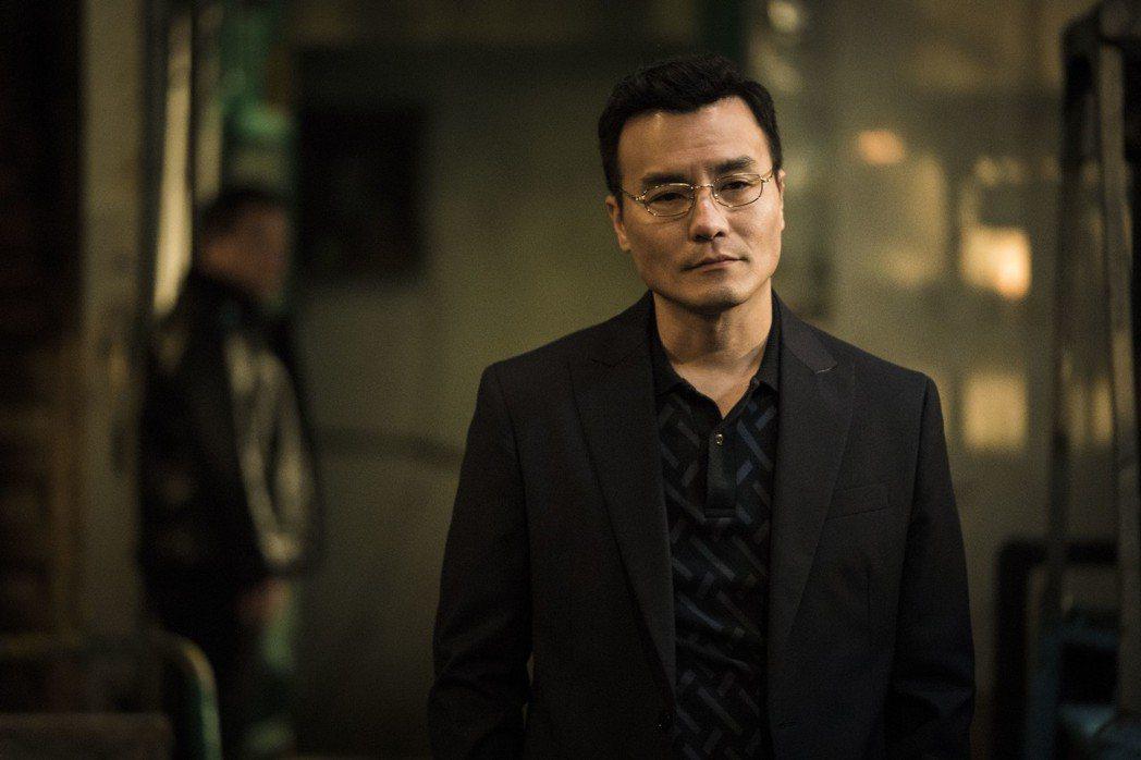 李銘忠以電影「狂徒」入圍台北電影獎男配角。圖/凱渥提供