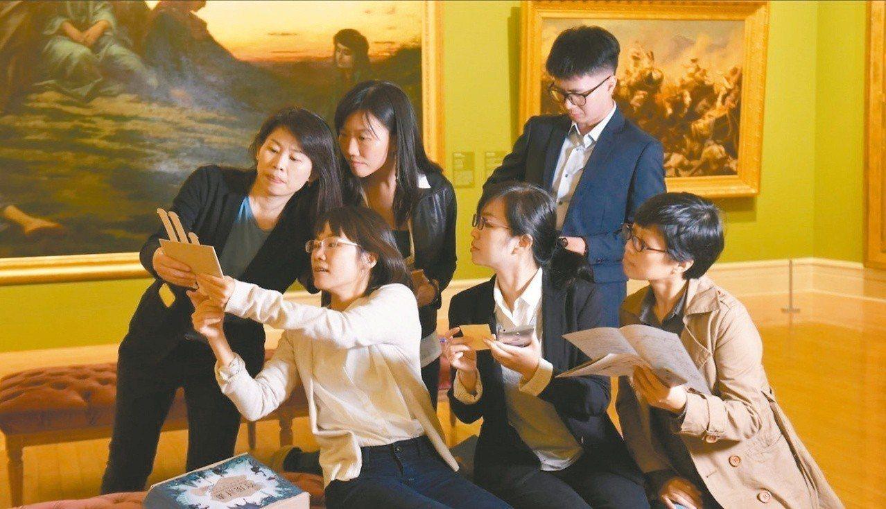 全球博物館都在思考如何讓「藝術更貼近生活」,先前法國羅浮宮推出「密室逃脫」抓回年...
