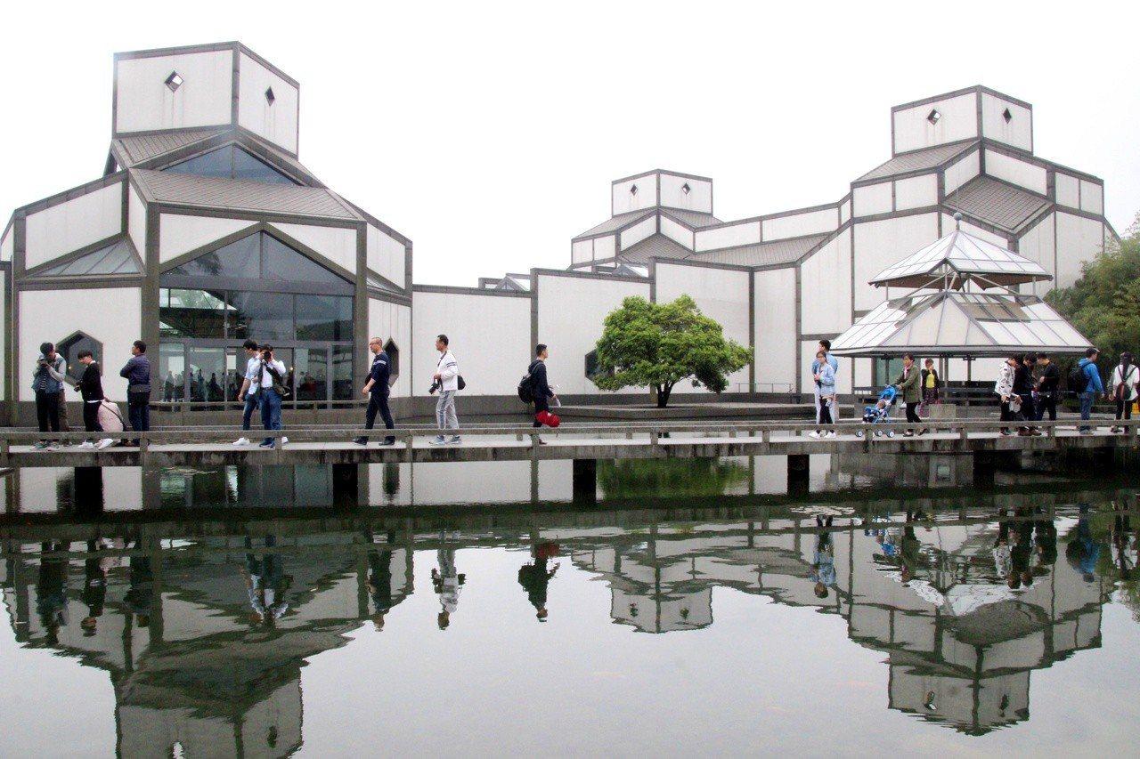 蘇州博物館。 (新華社)