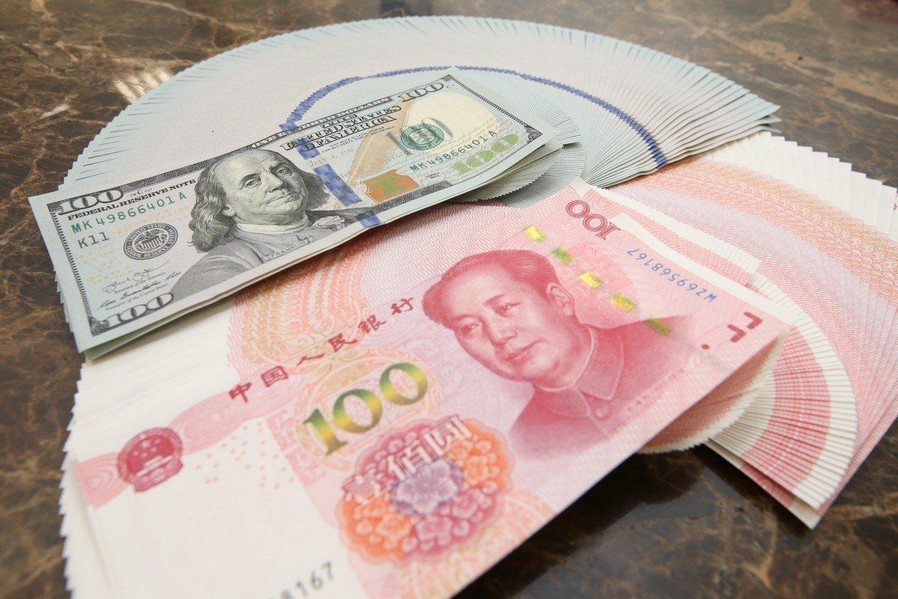 在美中談判壓力下,國銀看好中國大陸在中美貿易談判下將進一步開放金融市場。 本報系...