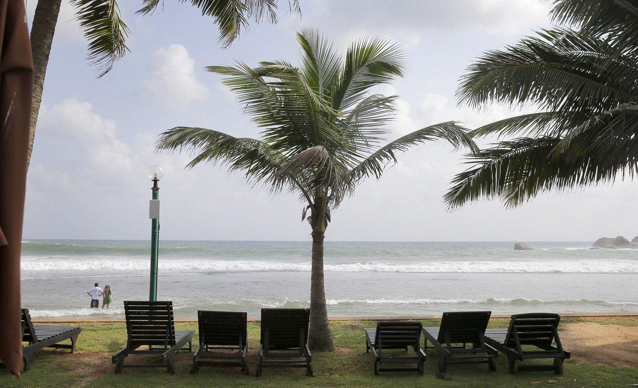 斯里蘭卡被孤獨星球評為2019年最佳旅行國家,連環恐攻發生後乏人問津。(美聯社)