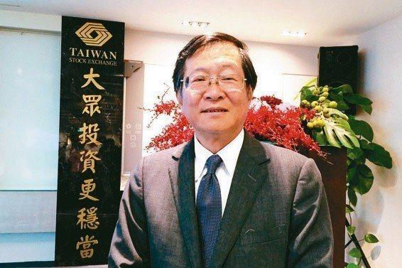 慧洋董事長藍俊昇 本報系資料庫