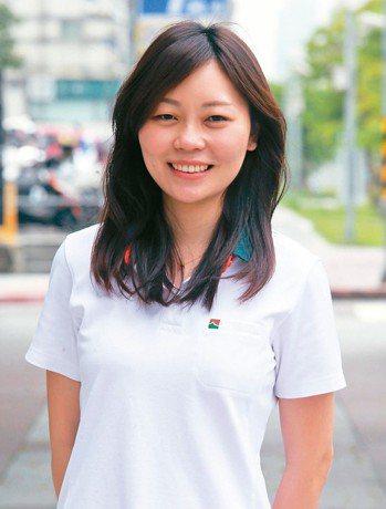 簡君容(信義房屋東湖店),32歲,入行8年 圖/信義房屋提供