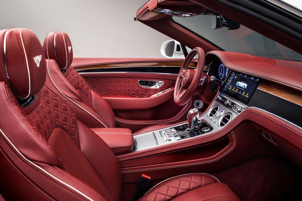 圖/Bentley提供